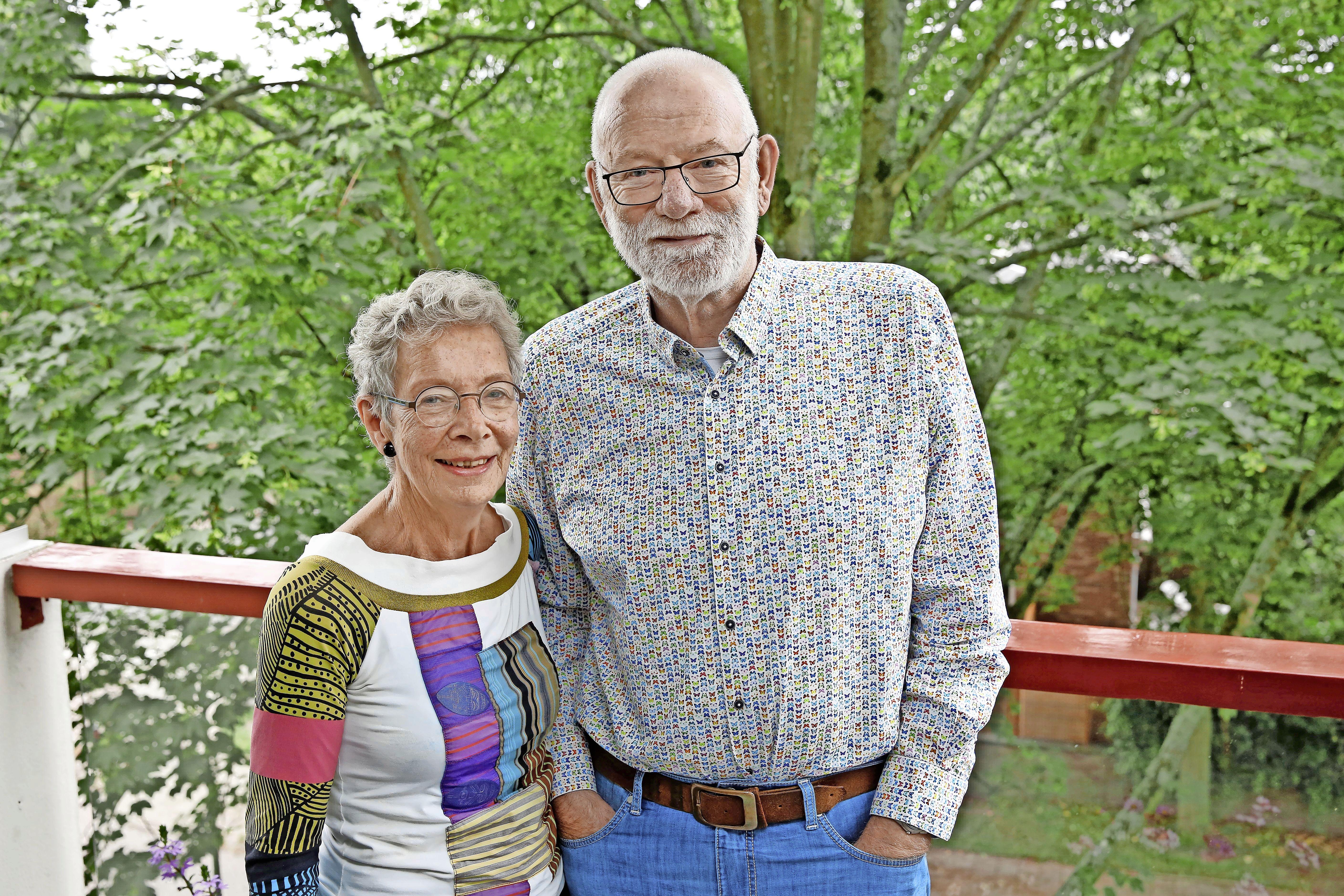 Spaanse vakantieromance tussen Hans van Eijden uit Soest en zijn Schotse Margaret mondt uit in huwelijk dat al 52 jaar stand houdt: 'We wisten dat we voor elkaar bestemd waren'