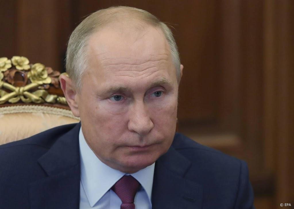 Poetin: samenwerken bij ontwikkelen coronavaccin