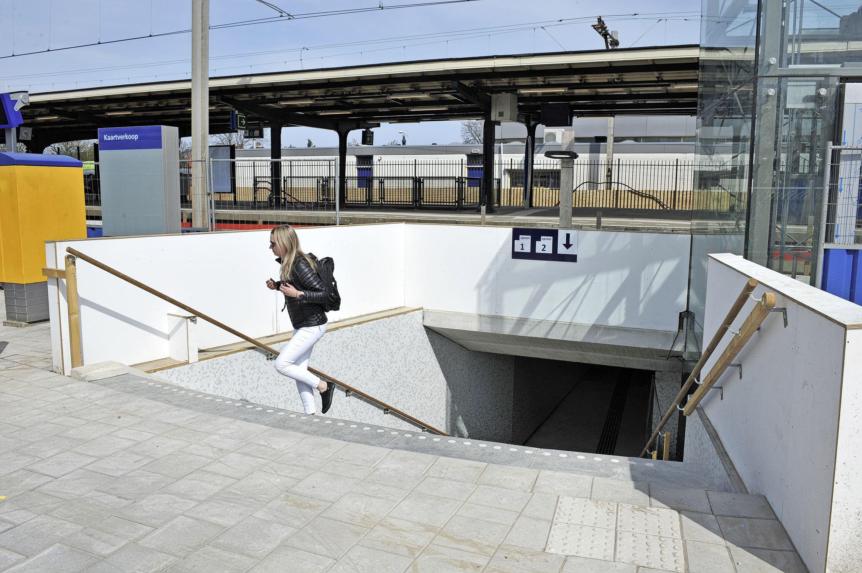 Vertraging op station Castricum: verbouwing is nu in april klaar