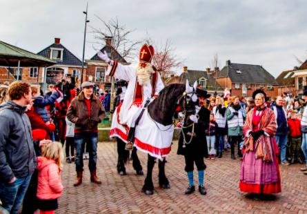 Geen Sinterklaasintocht in Zoeterwoude-Dorp dit jaar