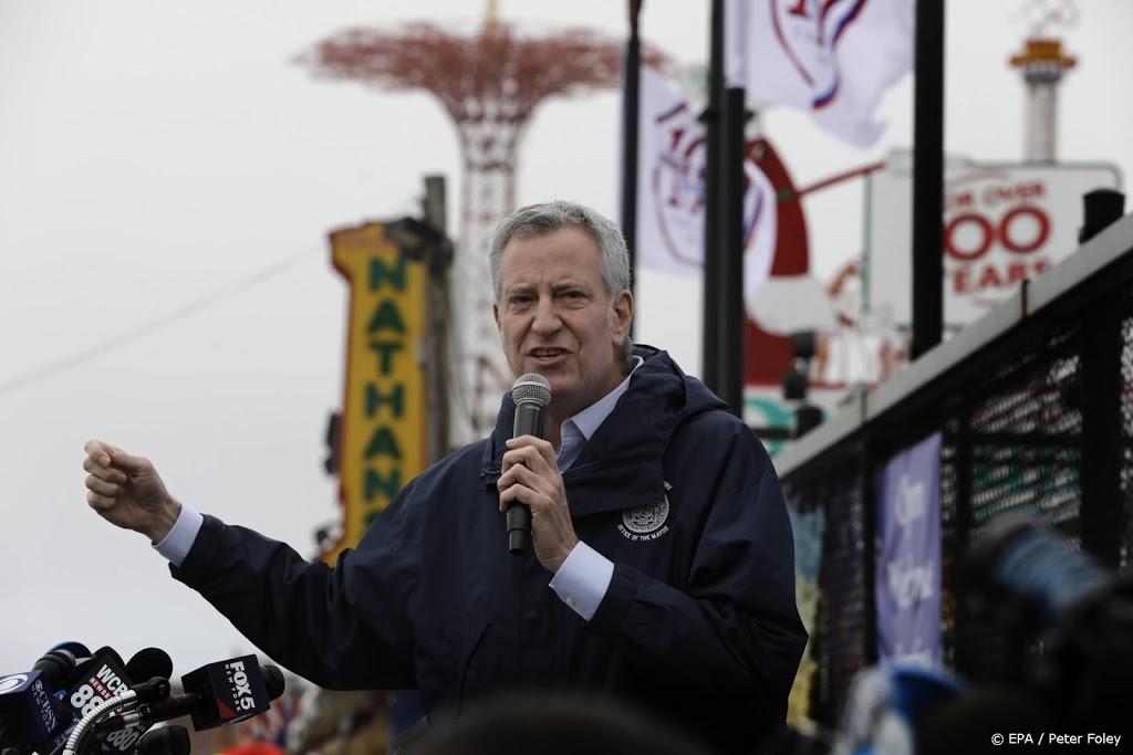 New York wil toeristen inenten tegen Covid-19