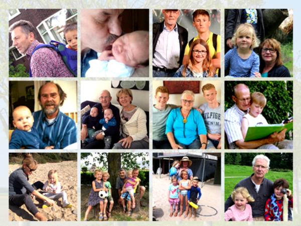 Grootouders strijden voor de wereld van hun kleinkinderen