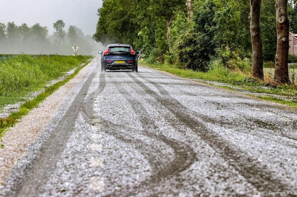 Rijkswaterstaat waarschuwt opnieuw voor gladde wegen