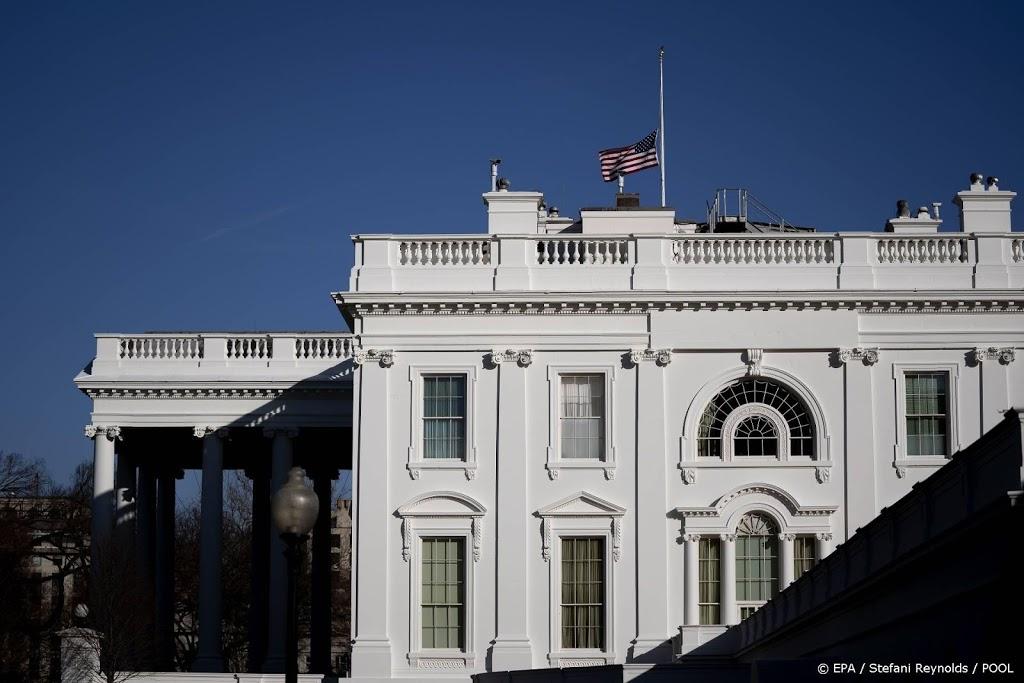 Vlaggen in VS halfstok om half miljoen coronadoden