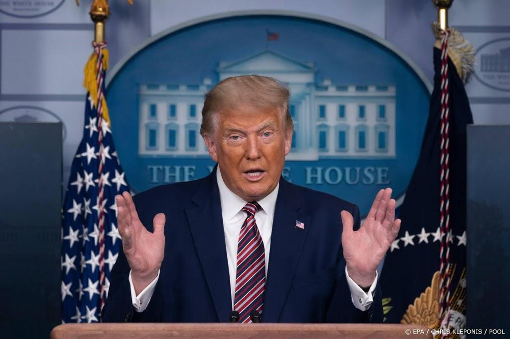 Trump: ik betaalde miljoenen aan belastingen