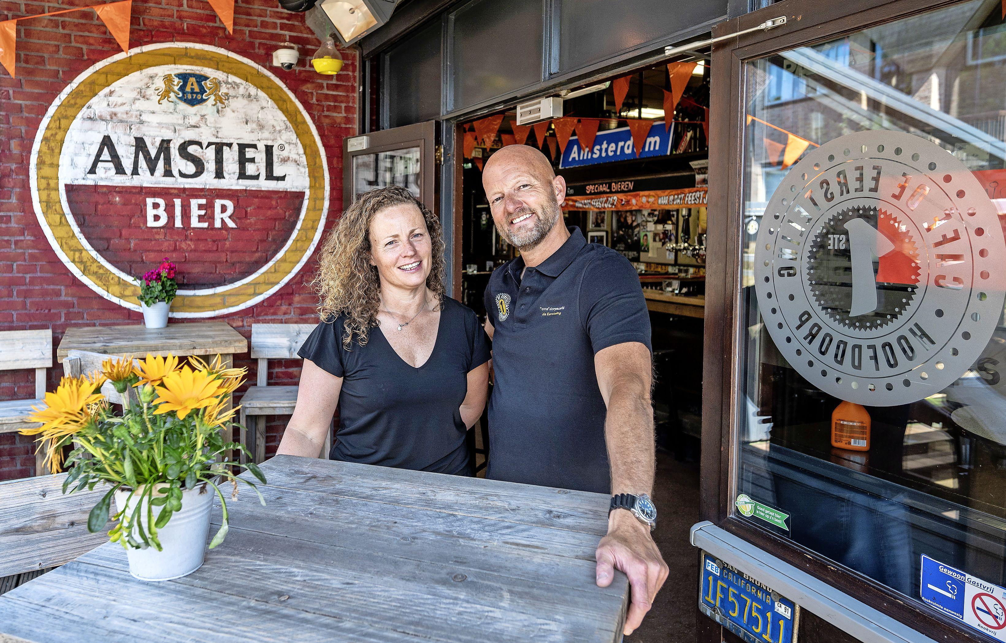 Café De Eersteling verdwijnt na 44 jaar. 'Als kleine kinderen aan de kant getrapt'