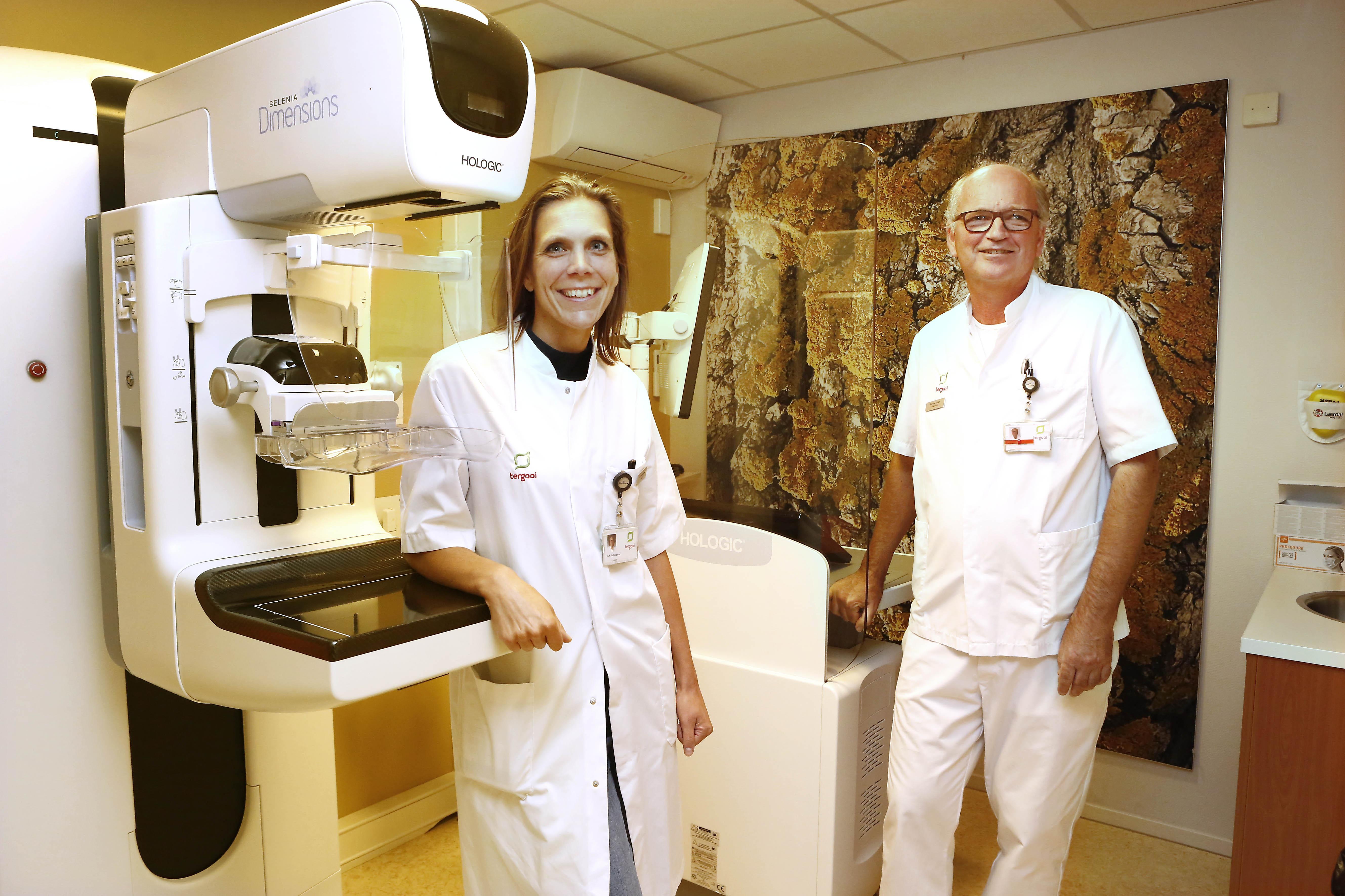 Kijk mee in het hightech borstkankercentrum van Tergooi. 'Ik blijf in de OK erbij tot de plastisch chirurg helemaal klaar is '