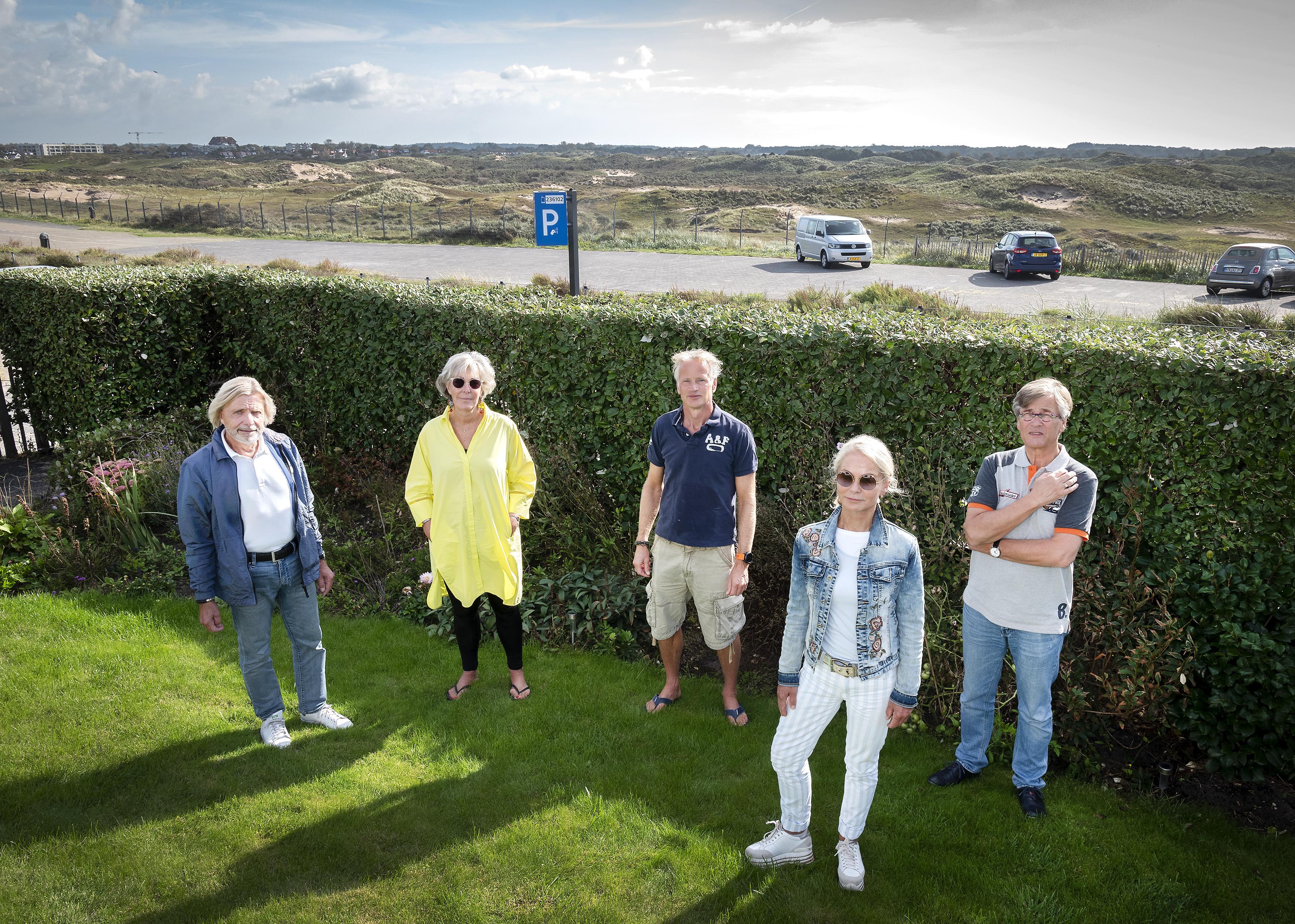 Parkeerterrein De Zuid in Zandvoort blijft toch in beeld voor zonnepanelen