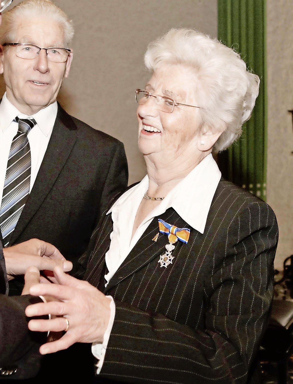 In memoriam: Dirigente Suzan Koster (1930 - 2021) kwam tot haar recht in Bovenkarspel