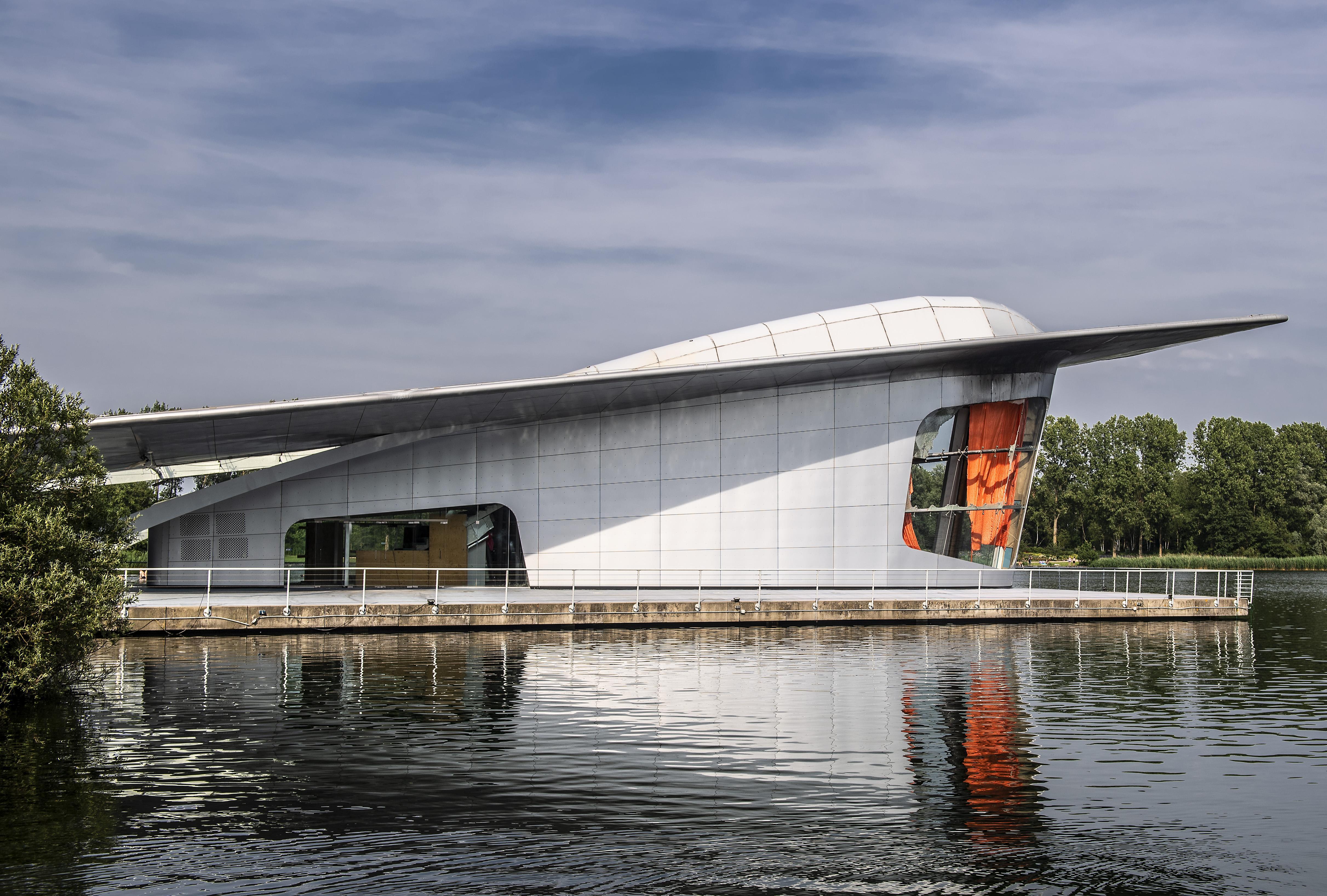 Onzekere toekomst voor Haarlemmermeers paviljoen, sloop wordt niet uitgesloten