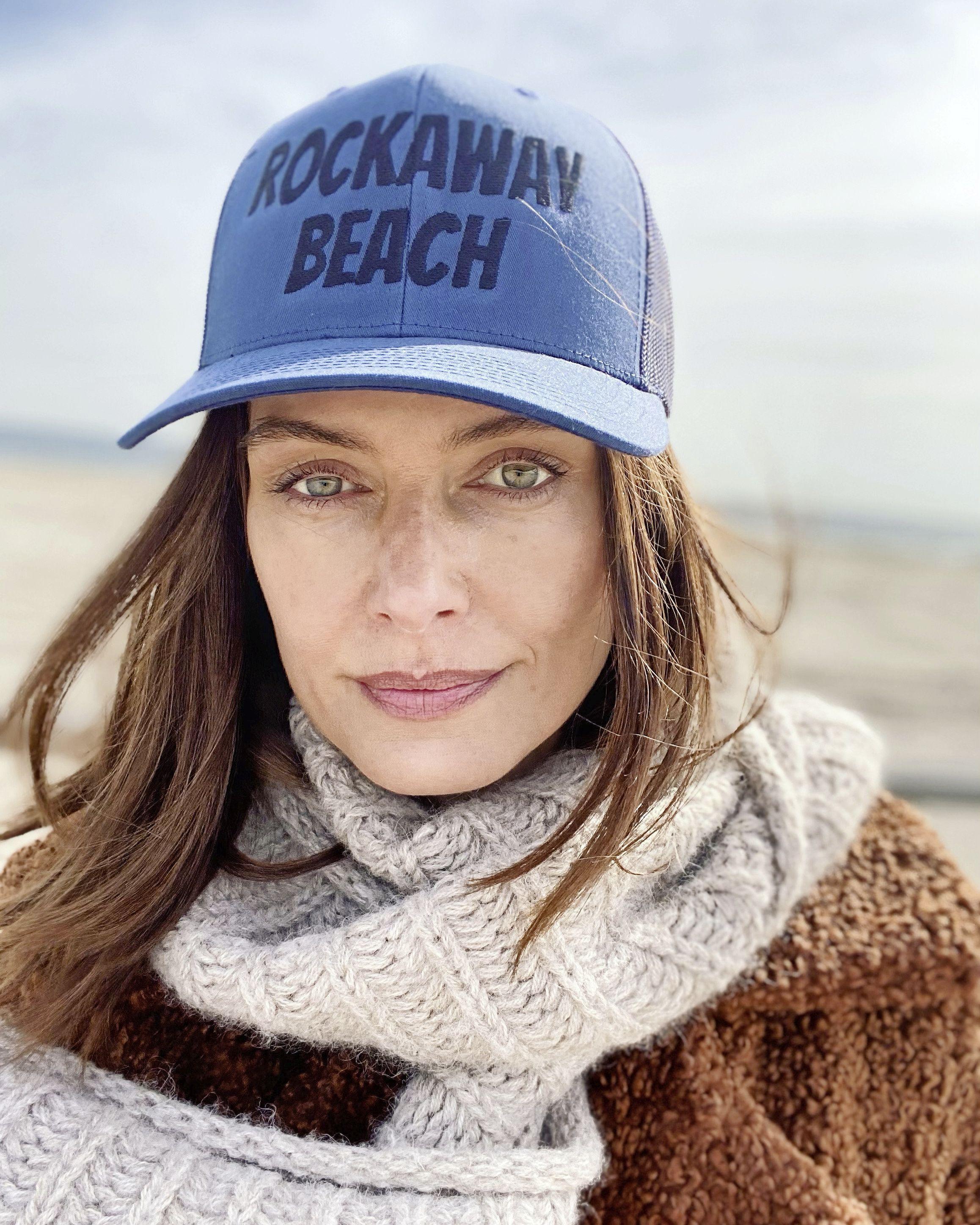 Succesvol model Daniella van Graas komt nog iedere zomer naar Tuitjenhorn. 'Rockaway Beach lijkt wel een beetje op Tuit'