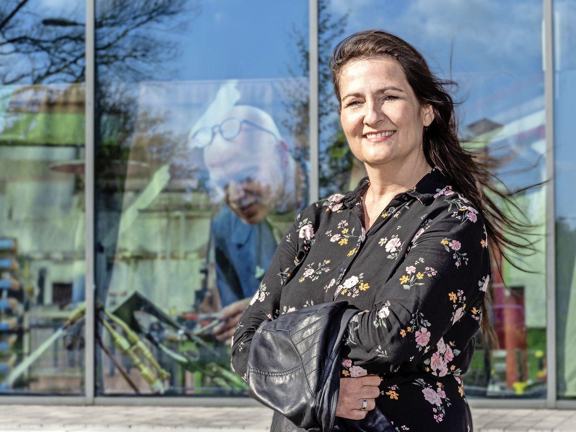 Stagejager Cynthia Romijn bestrijdt tekort stageplekken door corona: 'Het is een groot probleem'