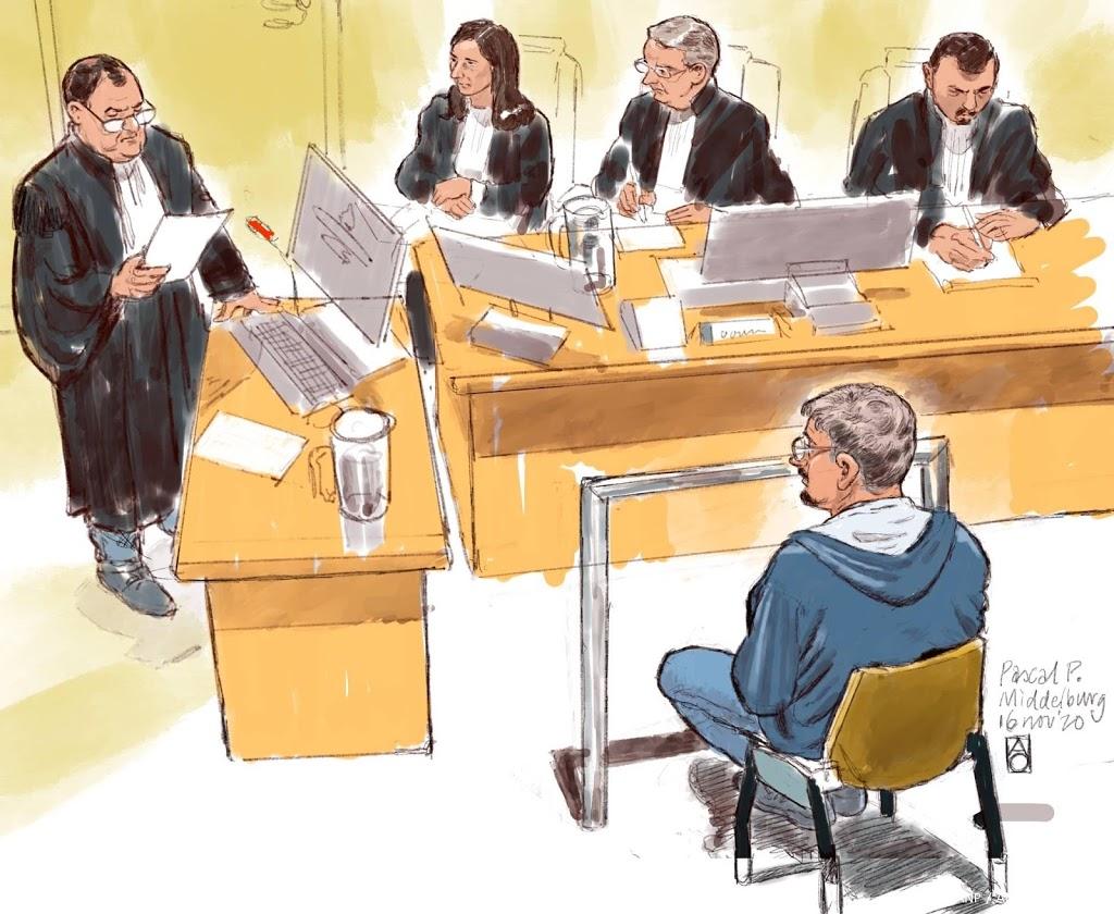 OM eist zes jaar cel en tbs in misbruikzaak Zeeland