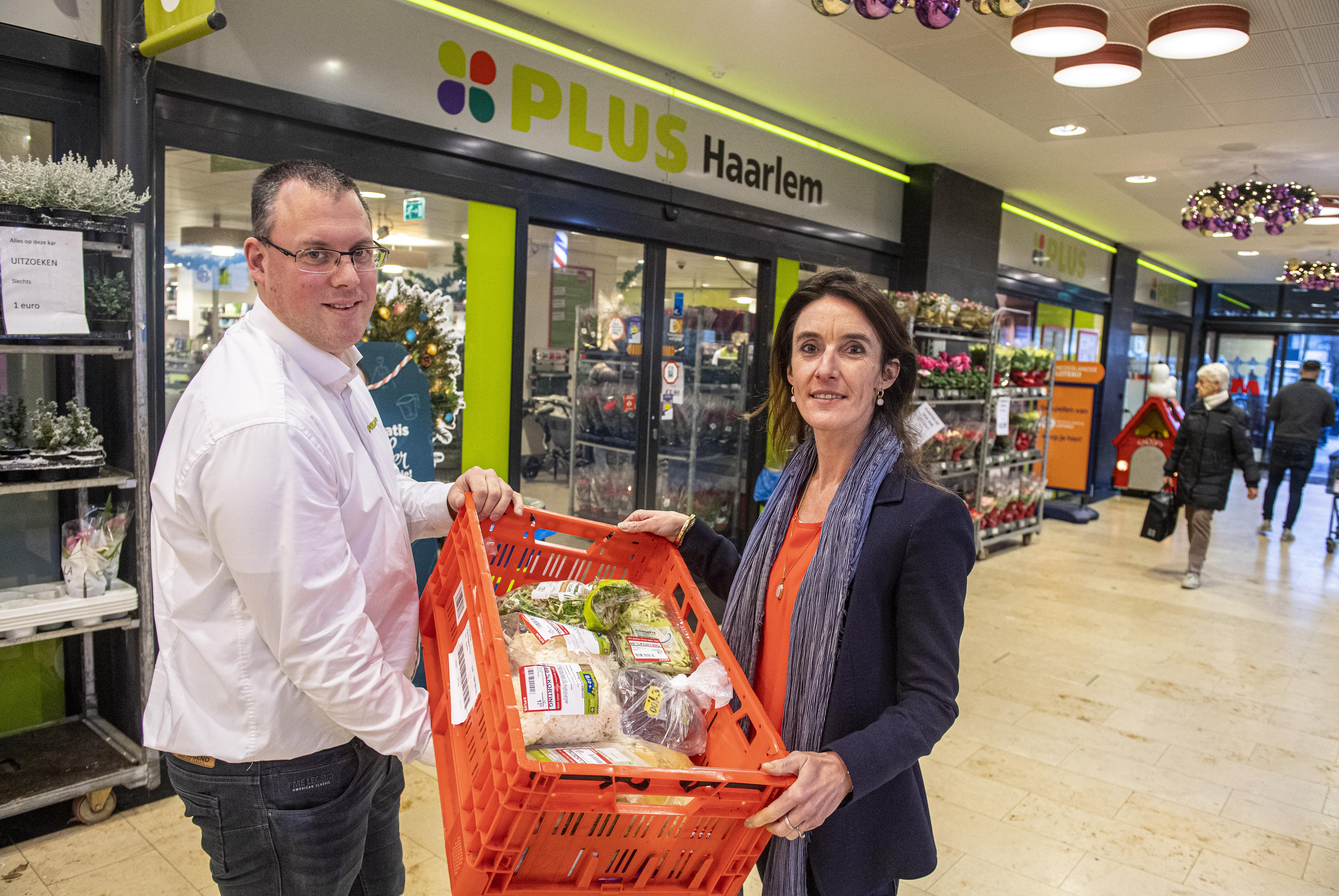 Tweede leven voor voedsel uit supermarkten: 'Ik geef het ook aan mijn kinderen'