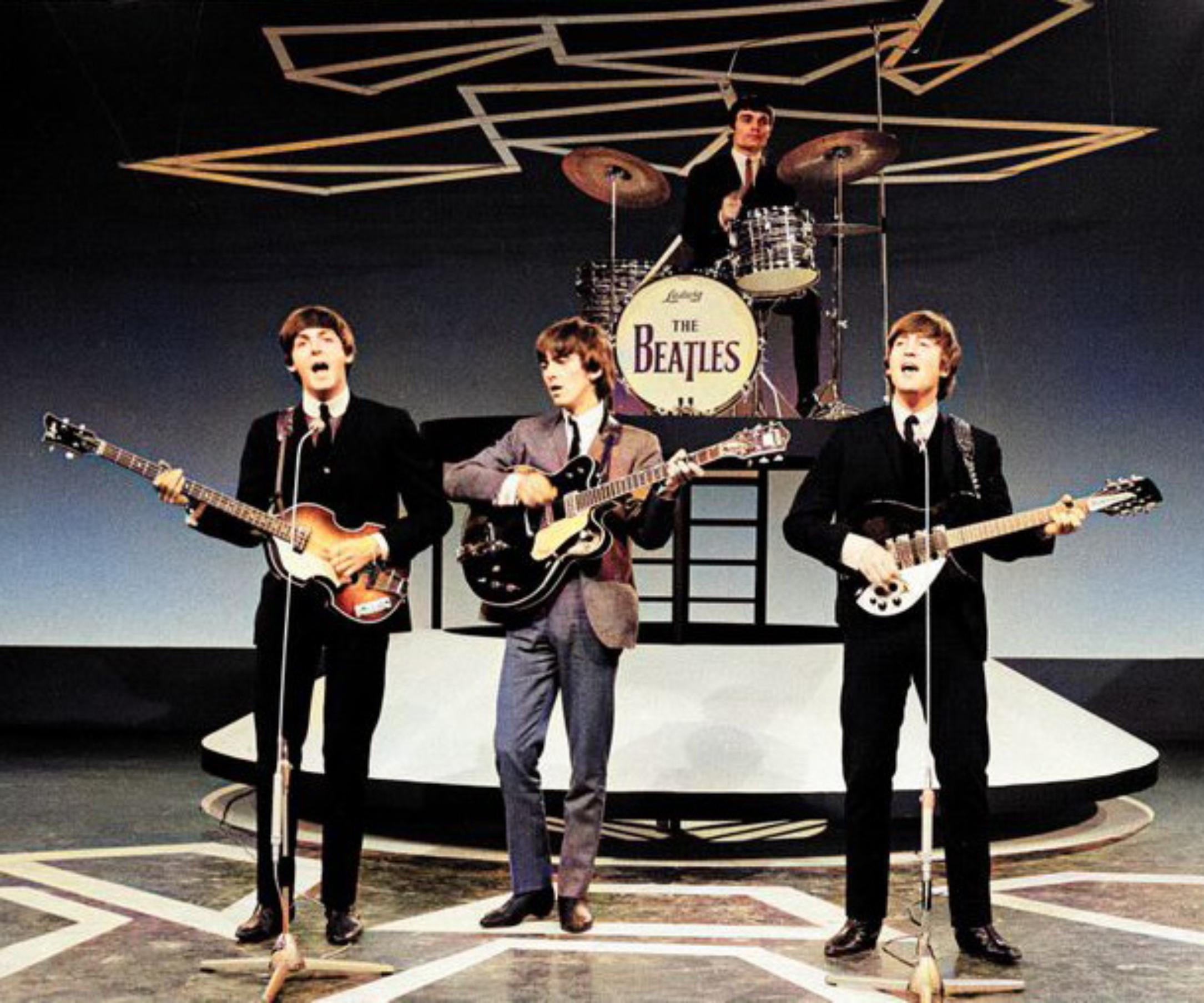 The Beatles in Hillegom: dwepen met pokkenherrie van langharig tuig