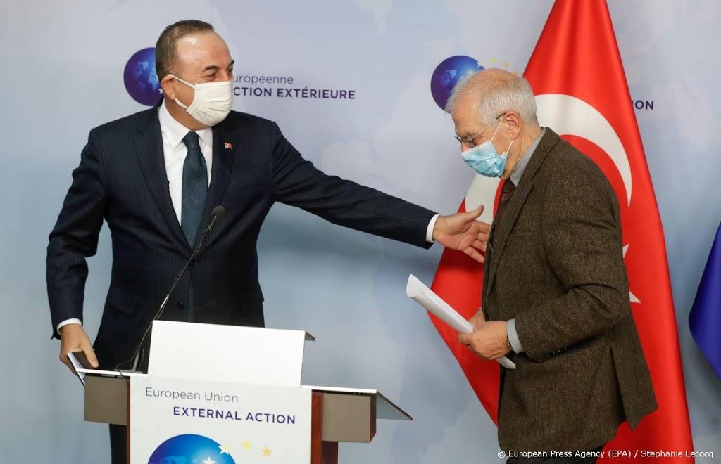EU bespeurt verbetering in betrekkingen met Turkije