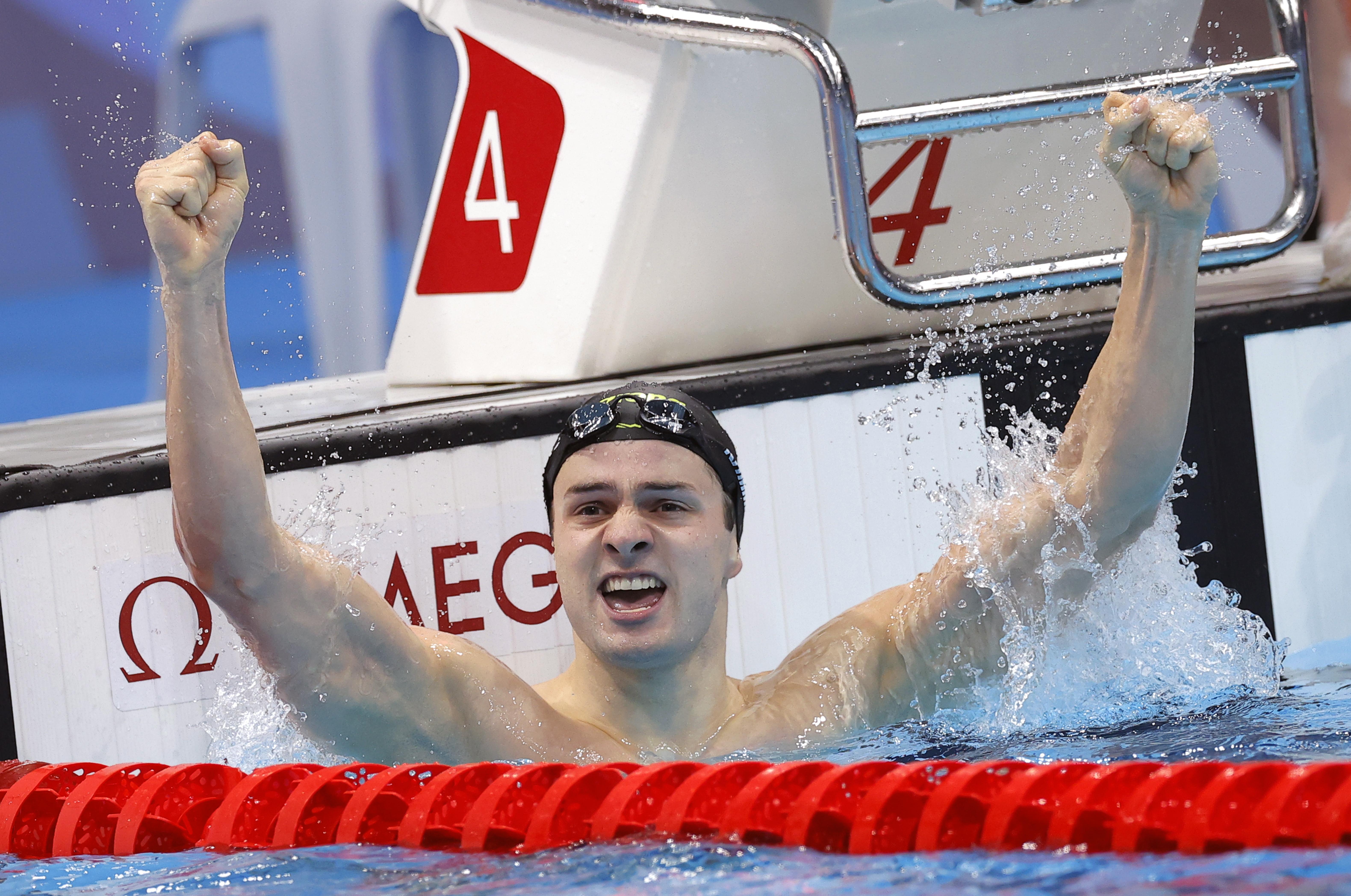 Kamminga verbetert Nederlands record 100 school op Spelen