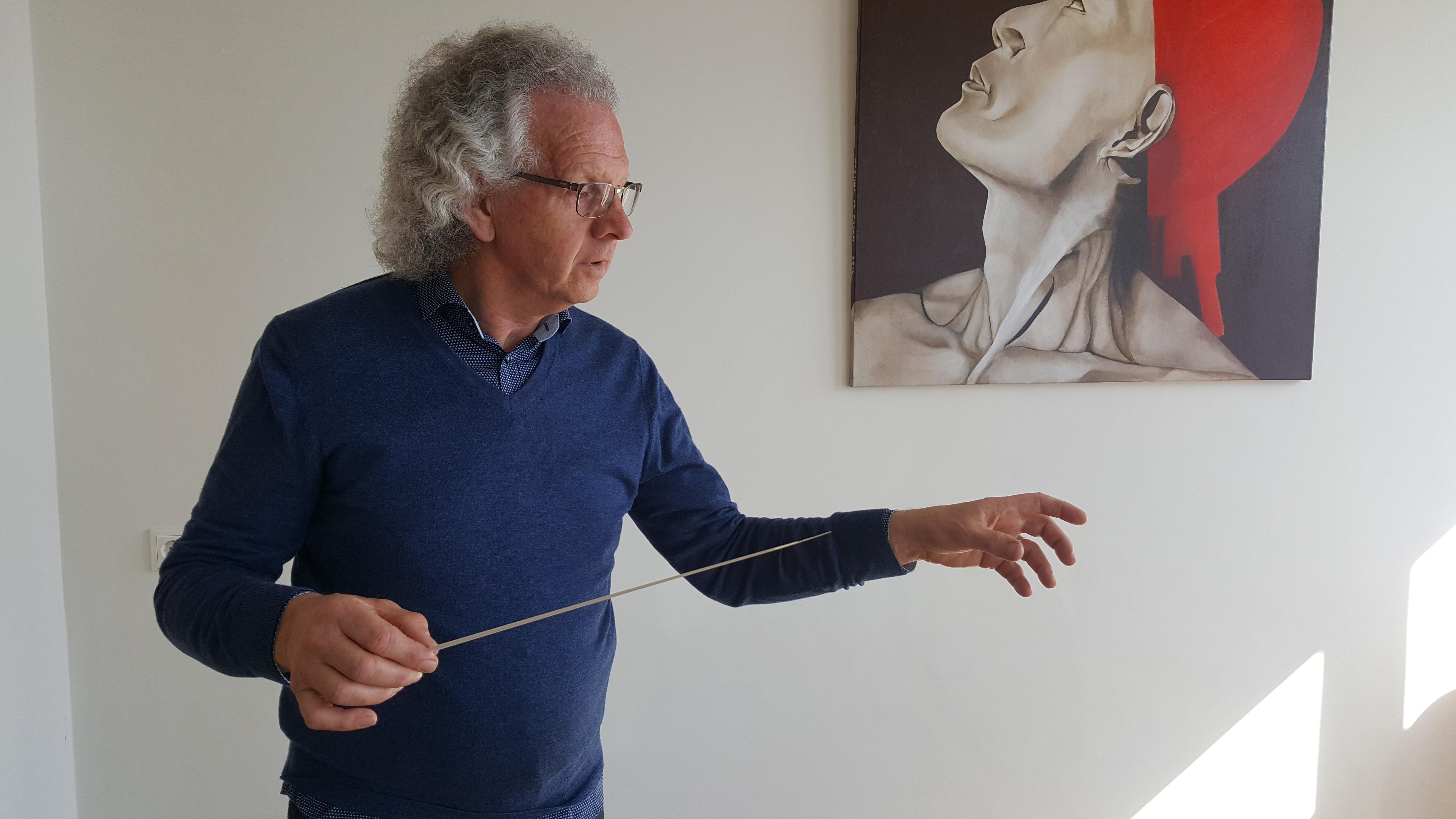 Karel Kok doorbreekt de stilte: muziekpraktijk in Schagerbrug gaat weer voorzichtig weer open