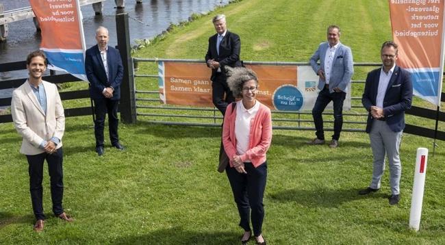 Definitief snel internet in buitengebieden Hillegom en Lisse, voldoende interesse onder bewoners en ondernemers