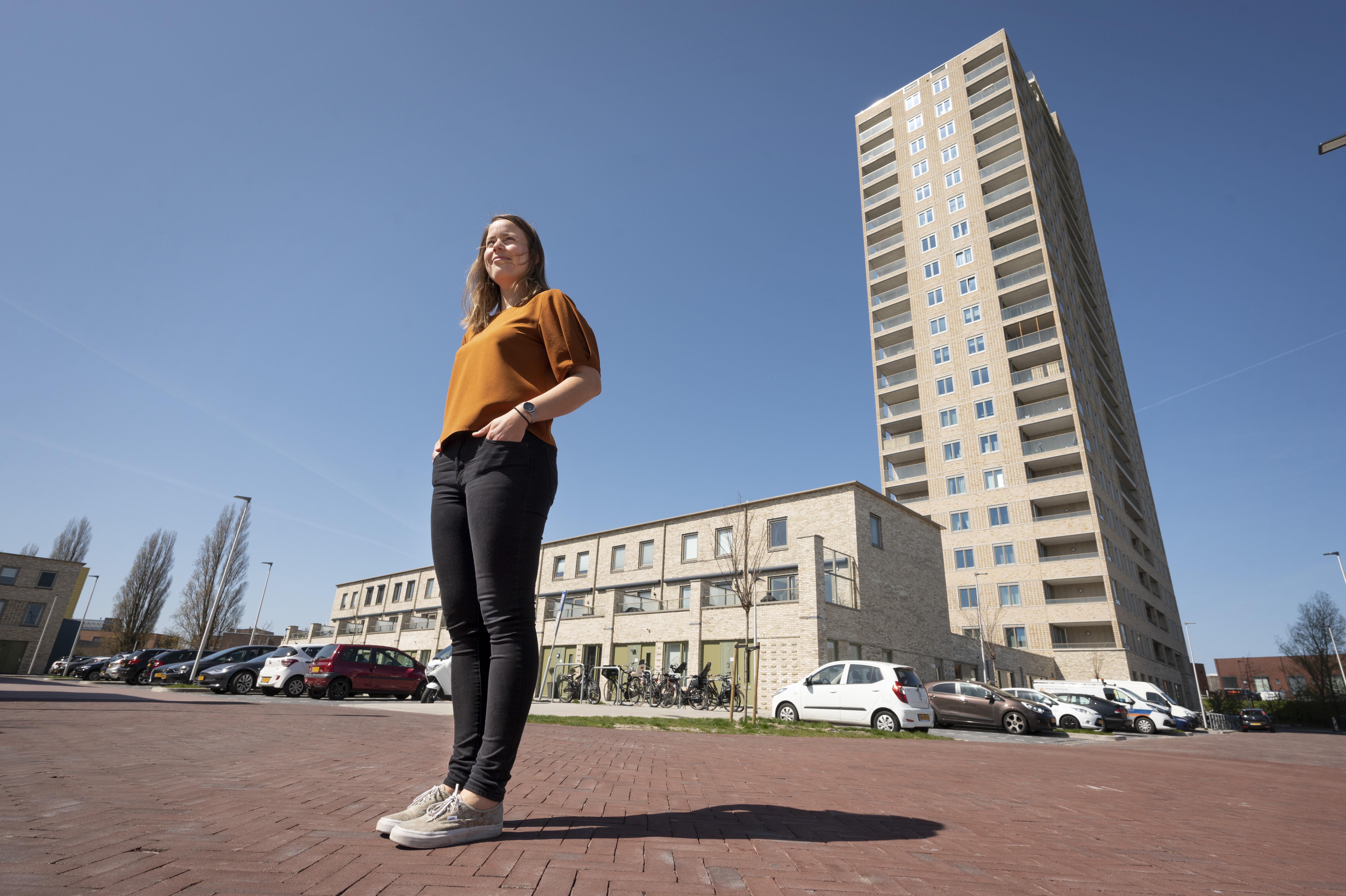 Ook in Leiden is overbieden de norm, soms wel tienduizenden euro's boven de vraagprijs