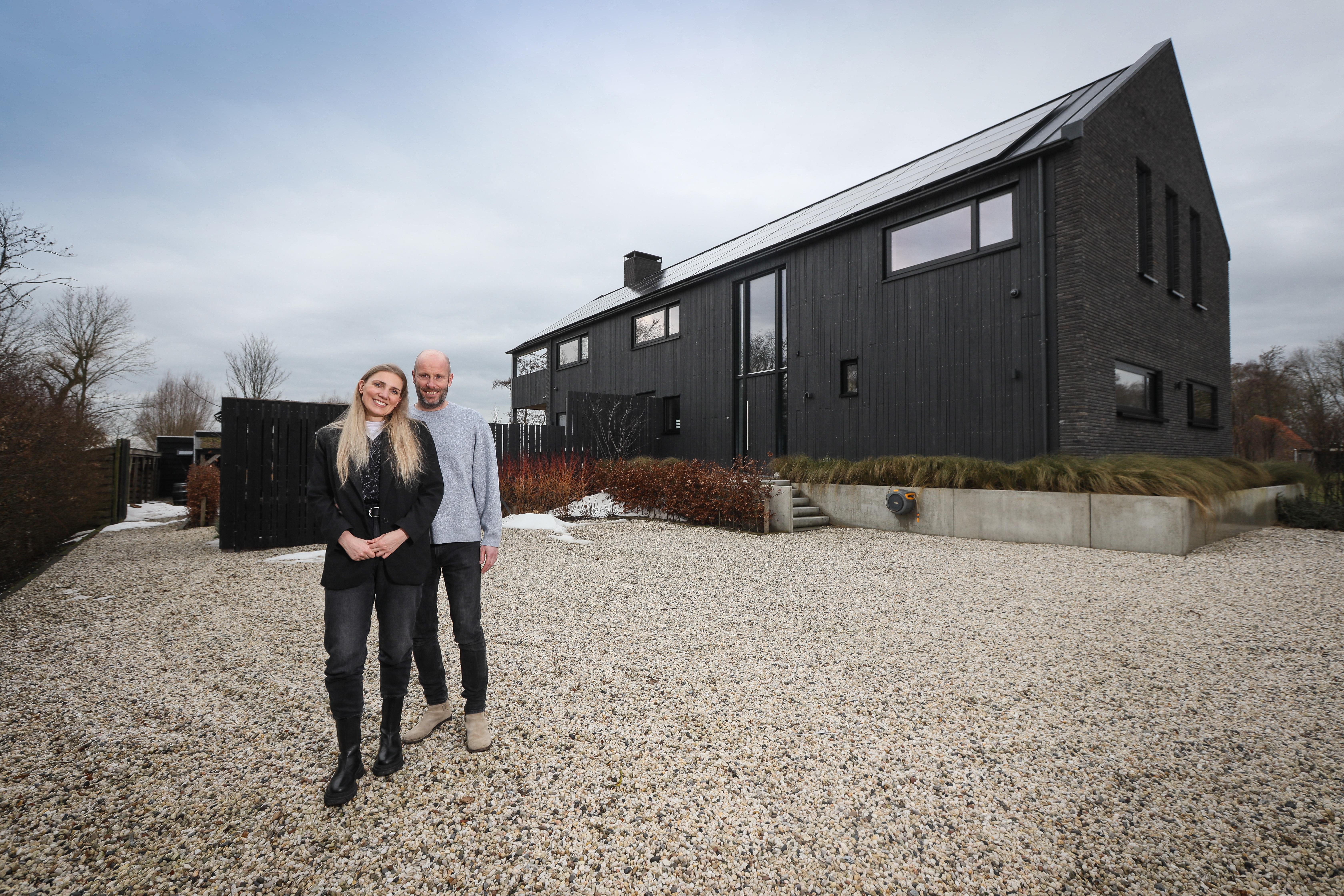 Michel en Rianne gingen van Amsterdam naar een stiltegebied in Hoogwoud. 'Heerlijk hier'