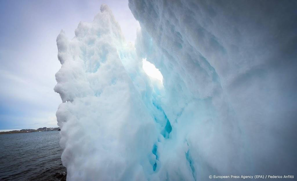 IJs op aarde smelt steeds sneller, zeespiegel stijgt en stijgt