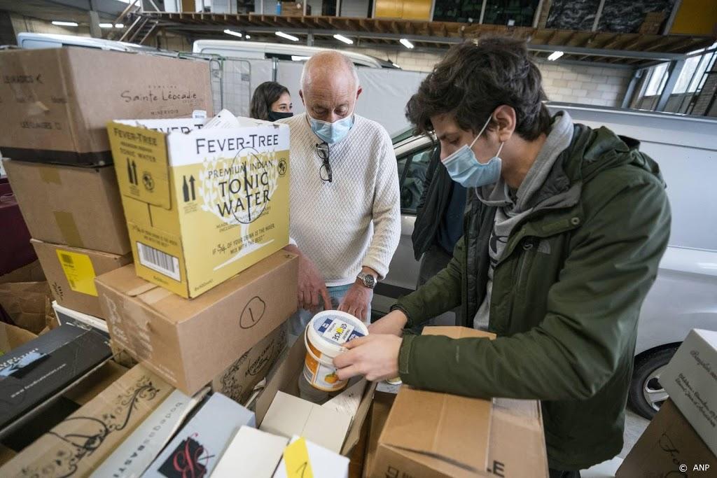 Voedselbank zag vorig jaar fors meer mensen langskomen