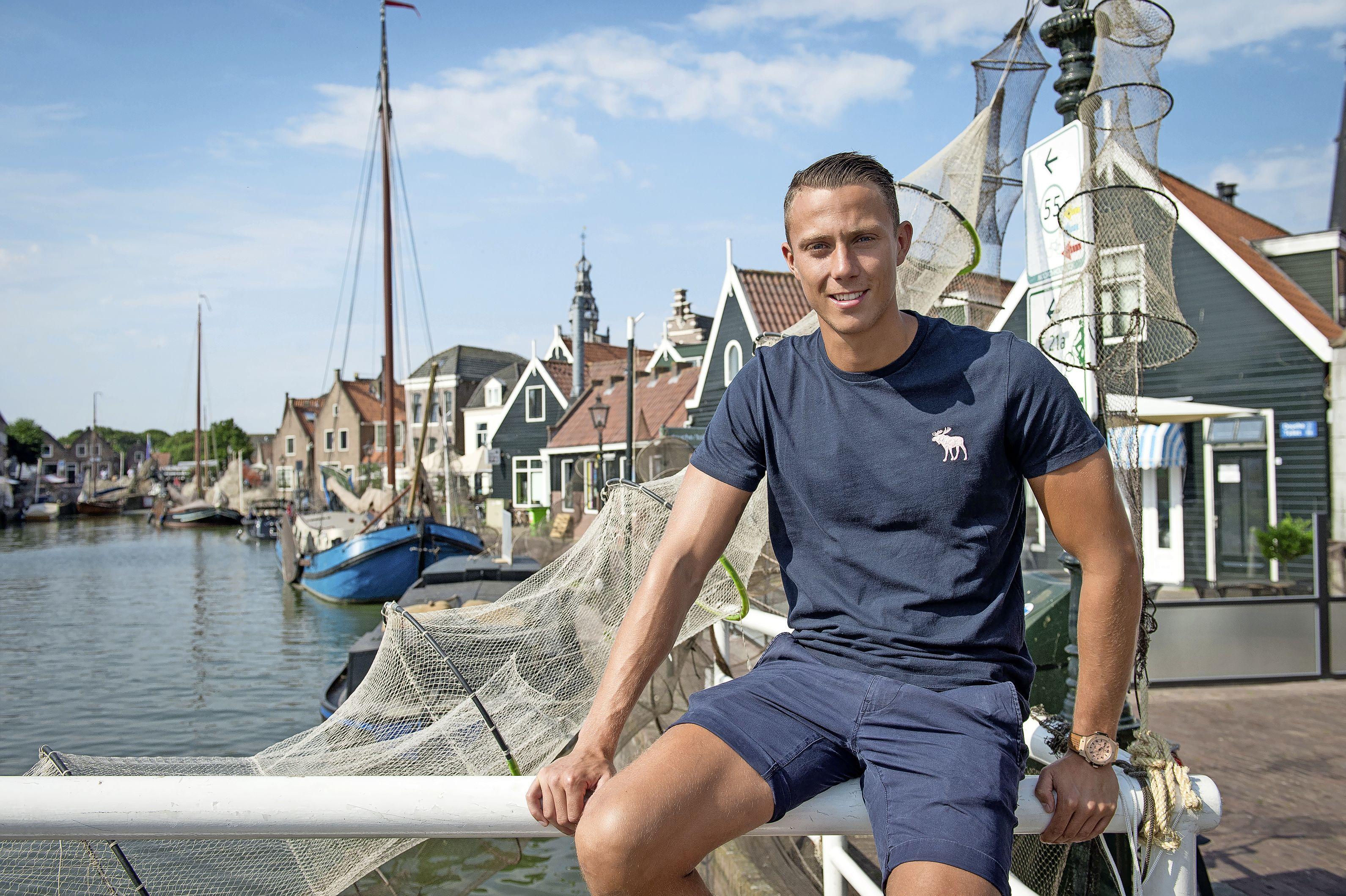 Kid Ronday maakt gevoelige overstap van Monnickendam naar ZOB: 'Vanwege de onderlinge strijd had ik in eerste instantie bedankt'
