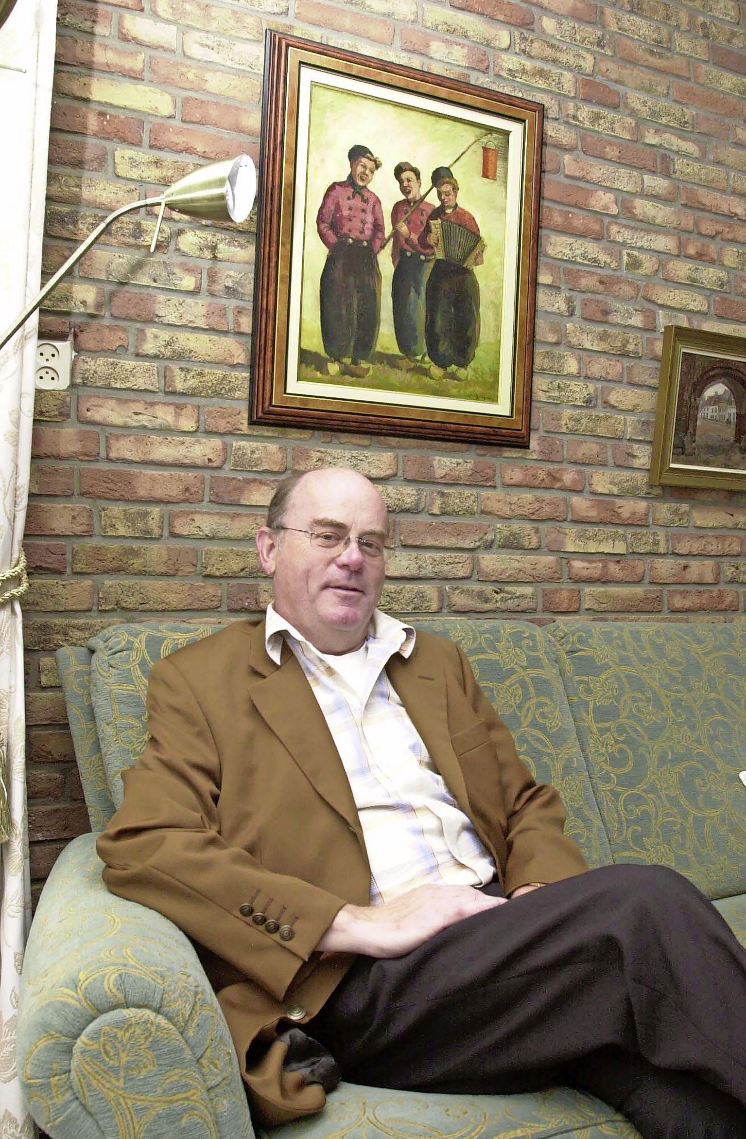 Hij voelde zich in Volendam als een vis in het water. Luc Eeckhout - oud-bestuurslid FC en RKAV Volendam - overleden