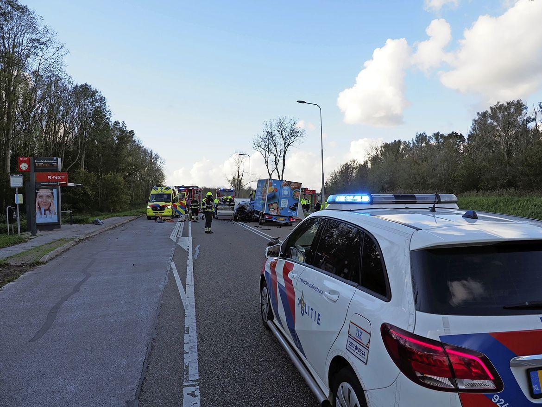 Bestuurder bestelbus berecht om aanrijding met dodelijke afloop op Amsterdamseweg in Velsen-Zuid: frontale botsing kostte zwangere vrouw het leven