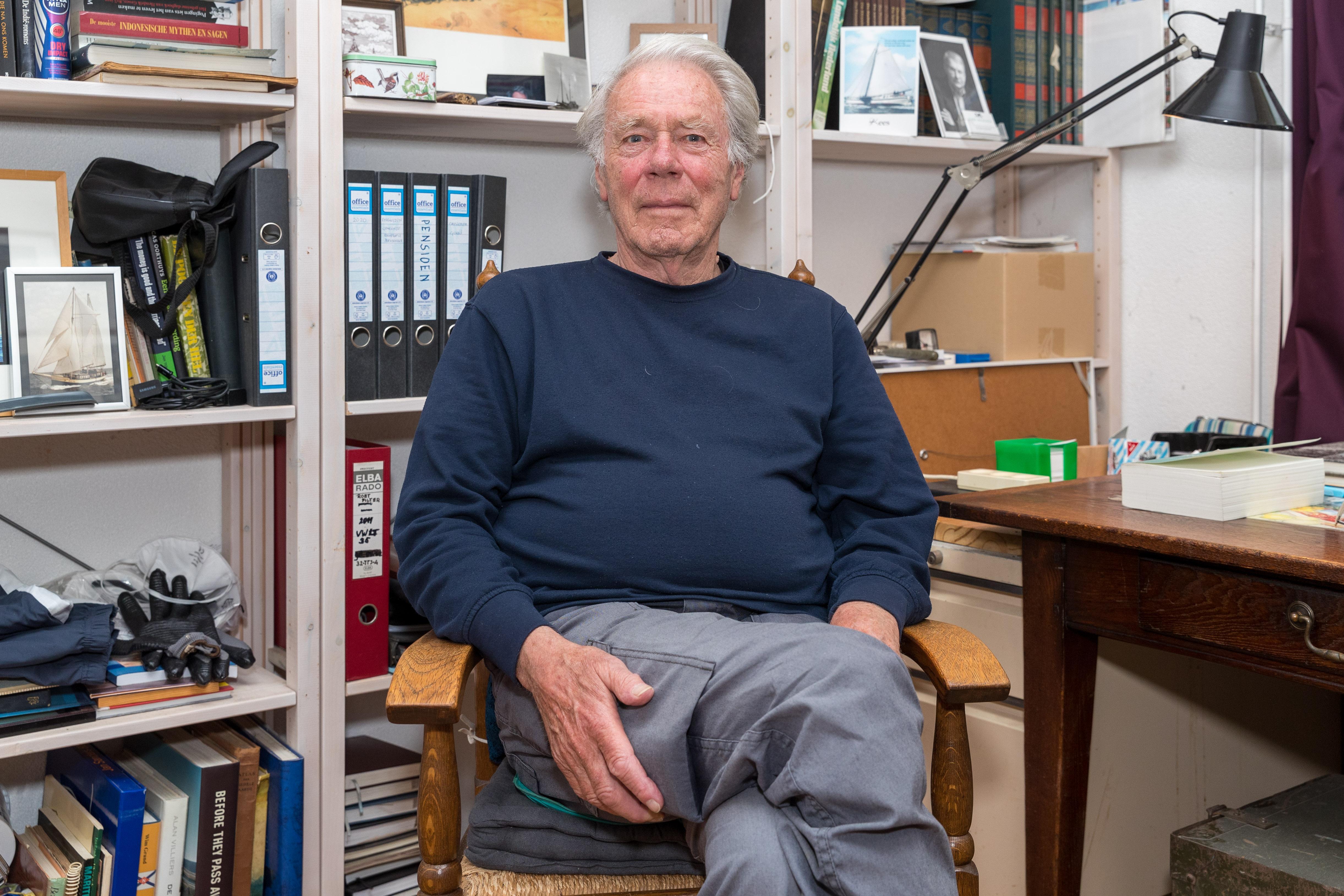 Zijn herinneringen aan het jappenkamp raakt Enkhuizer Henk Overbeek (84) nooit meer kwijt: Een jeugd, die geen jeugd was