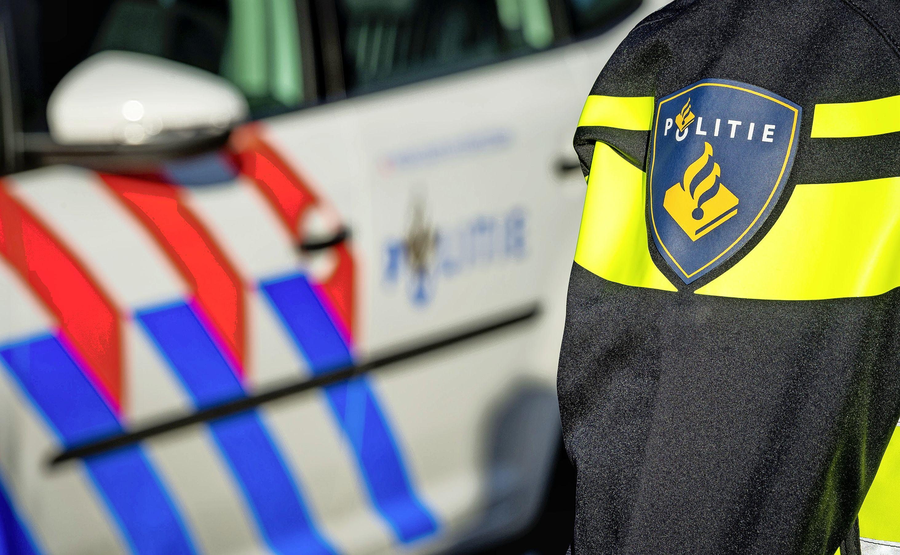 Bestuurder onder invloed van vijf soorten drugs betrapt in Den Helder