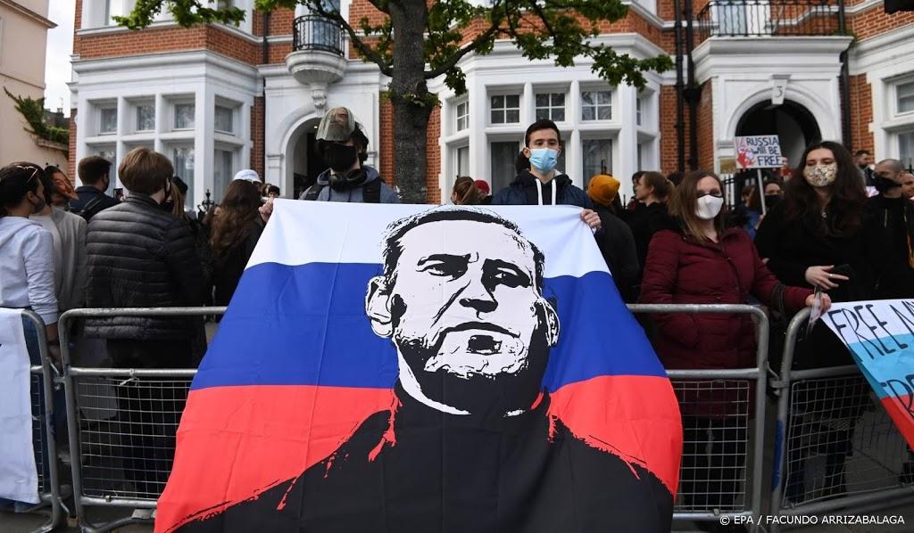 'Politiek netwerk van Navalni heft zichzelf op'