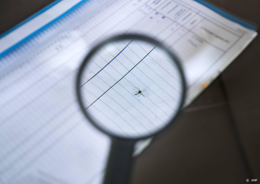 Wageningen University krijgt 6000 dode muggen en stopt met oproep