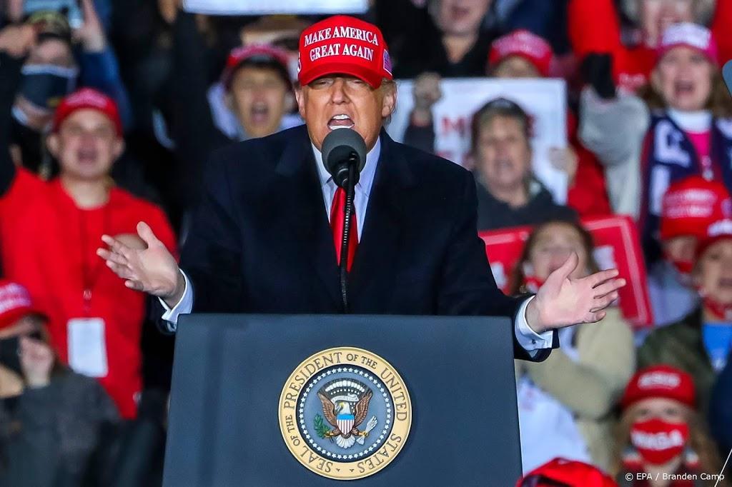 Trump bekritiseert 'draconische lockdowns' in Europa
