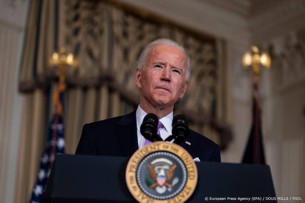 Regering Biden belooft actie tegen rassenongelijkheid