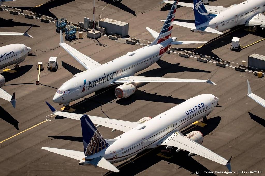 Eerste Amerikaanse passagiersvlucht met geplaagde Boeing 737 MAX