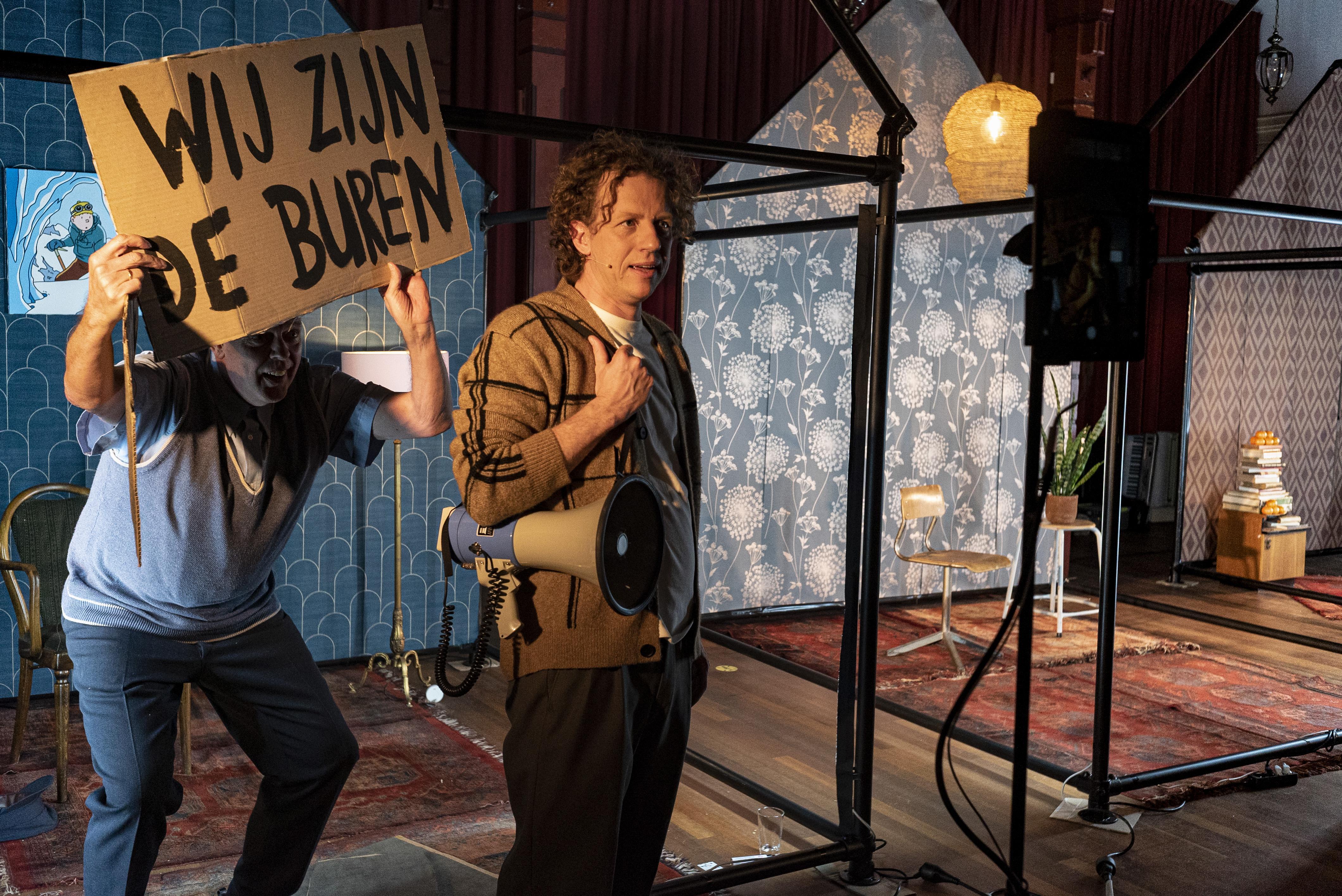 Toch nog wat cultuur op de agenda: extra voorstelling PS|theater en Leidse band The Stream vanuit Trianon