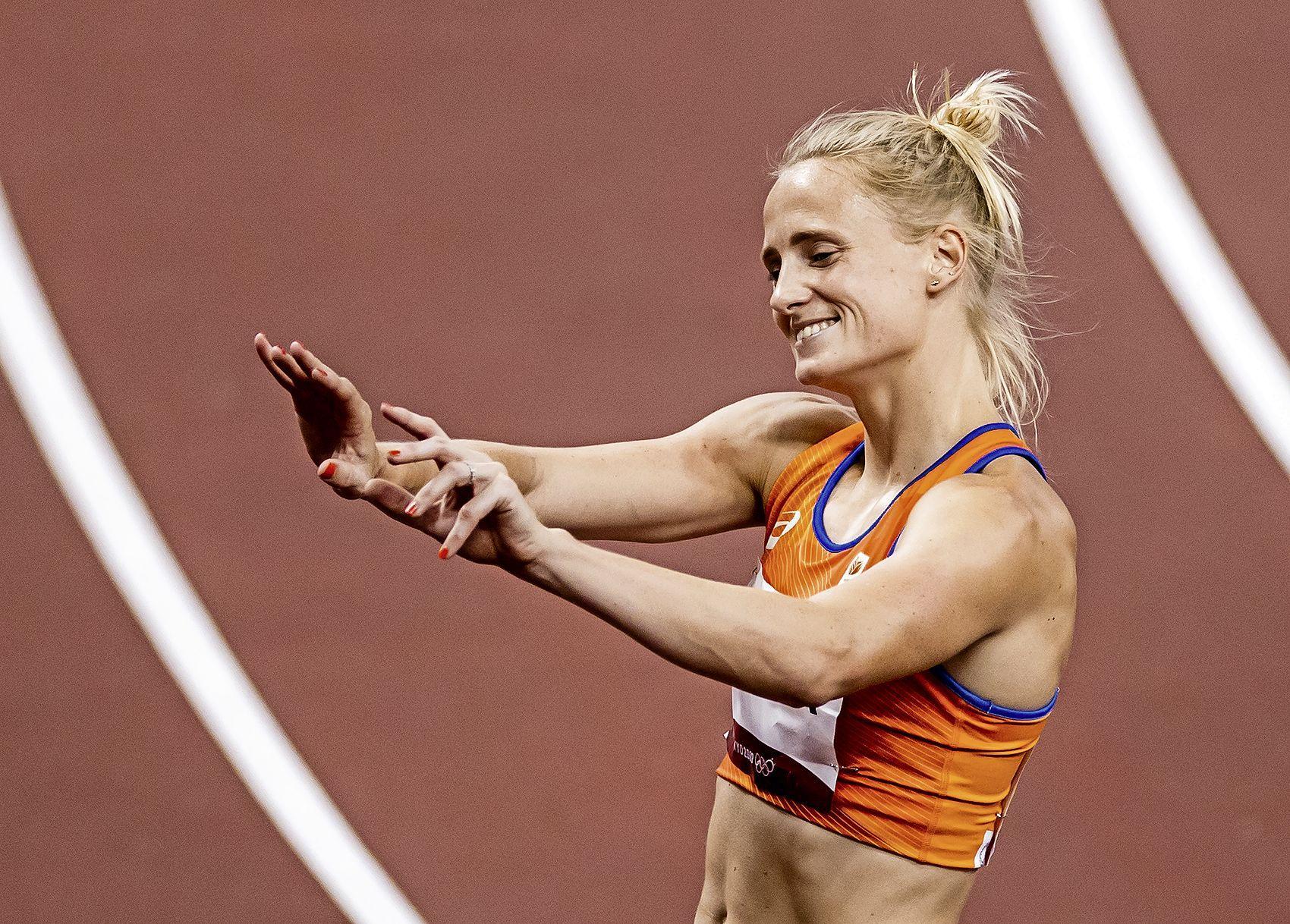 Vetter leidt olympische zevenkamp: 'Ik ga goed'