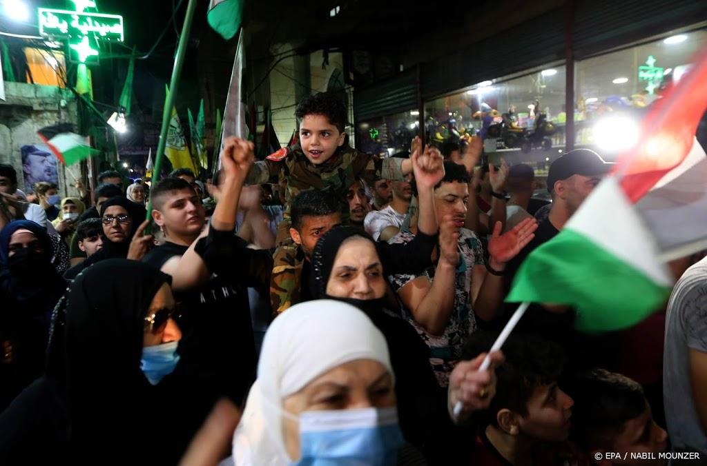 Vele tientallen gewonden bij nieuwe protesten in Jeruzalem