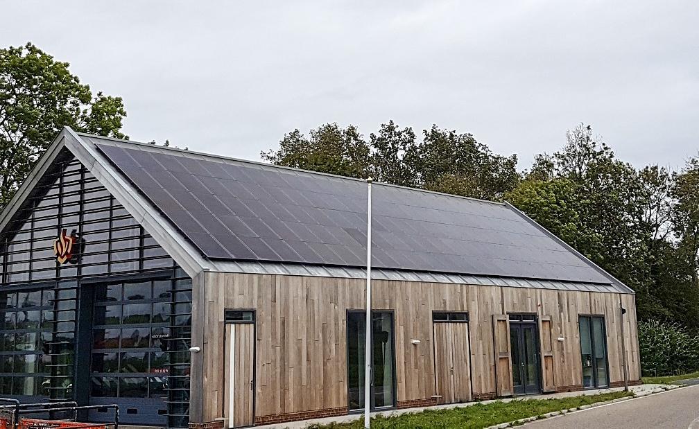 Energiecoöperaties uit Zaanstreek en Waterland met een tien de groenste. Twee derde onderzochte bedrijven een onvoldoende