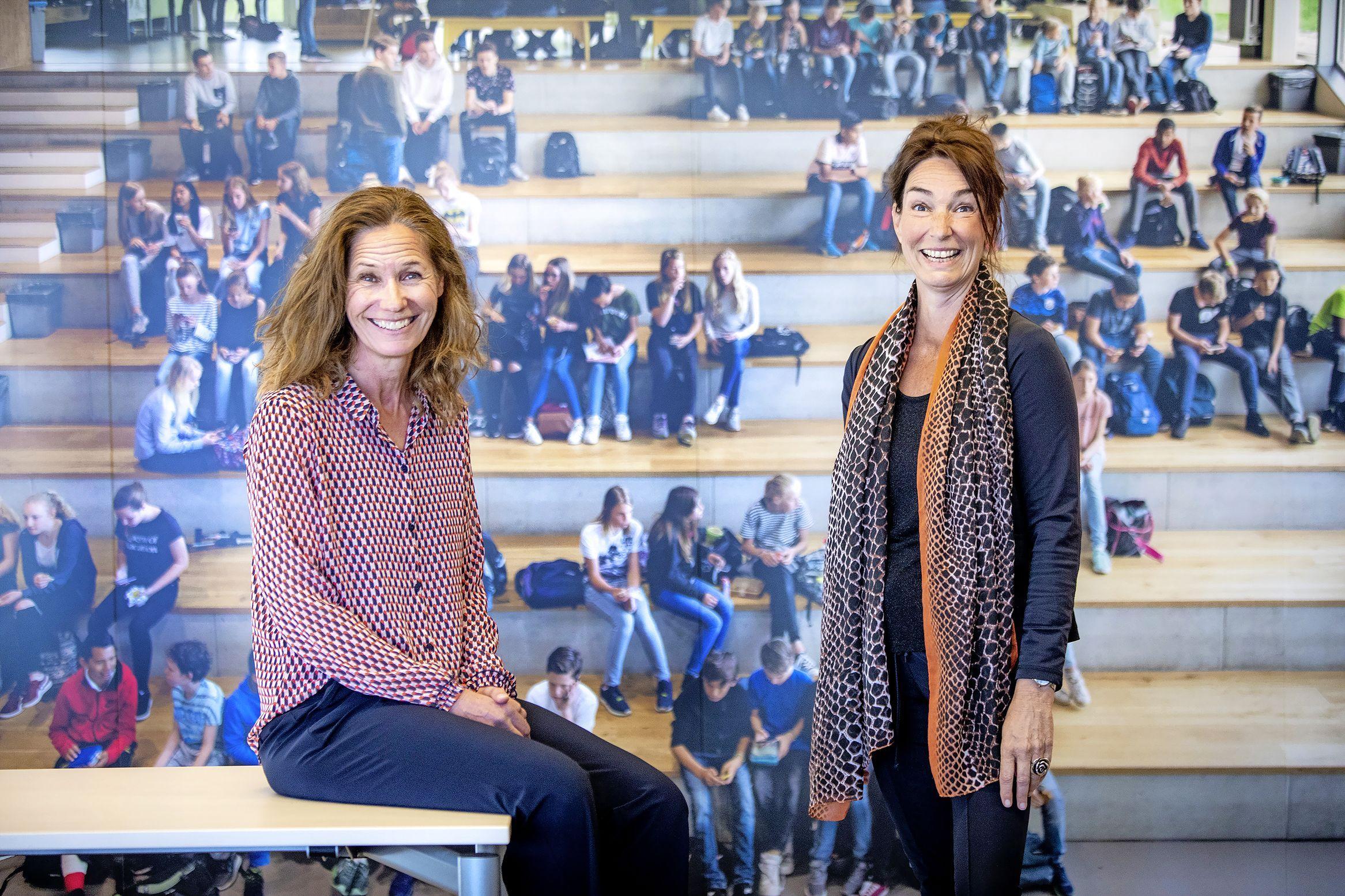 Project moet lerarentekort tegengaan. 'We willen een realistisch beeld geven en tegelijkertijd enthousiasme voor het onderwijs overbrengen'