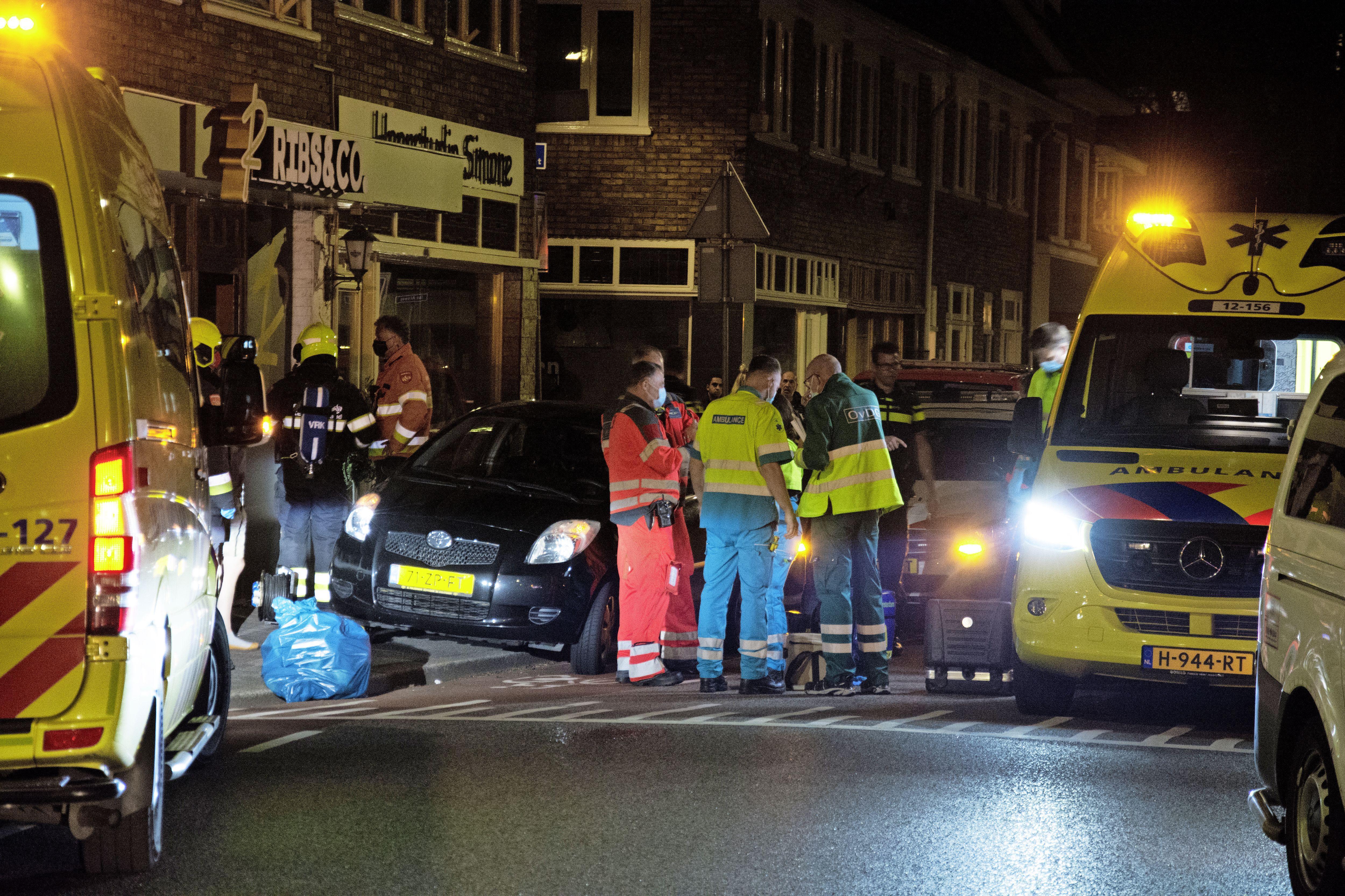 54-jarige man uit Langedijk overleden bij steekpartij in Beverwijk; drie andere slachtoffers aangehouden [video]