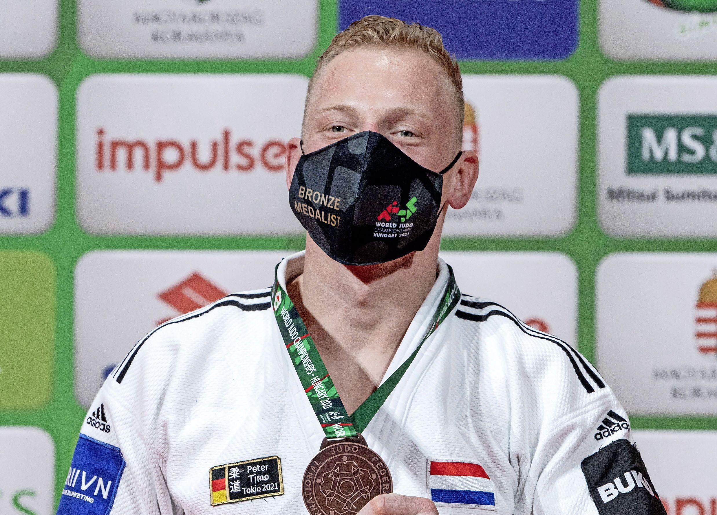 Familieman Frank de Wit zorgt met WK-brons voor dolle vreugde bij neefje en nichtje