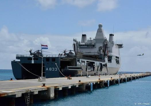 'Zedenrel op marineschip Karel Doorman is topje van de ijsberg'