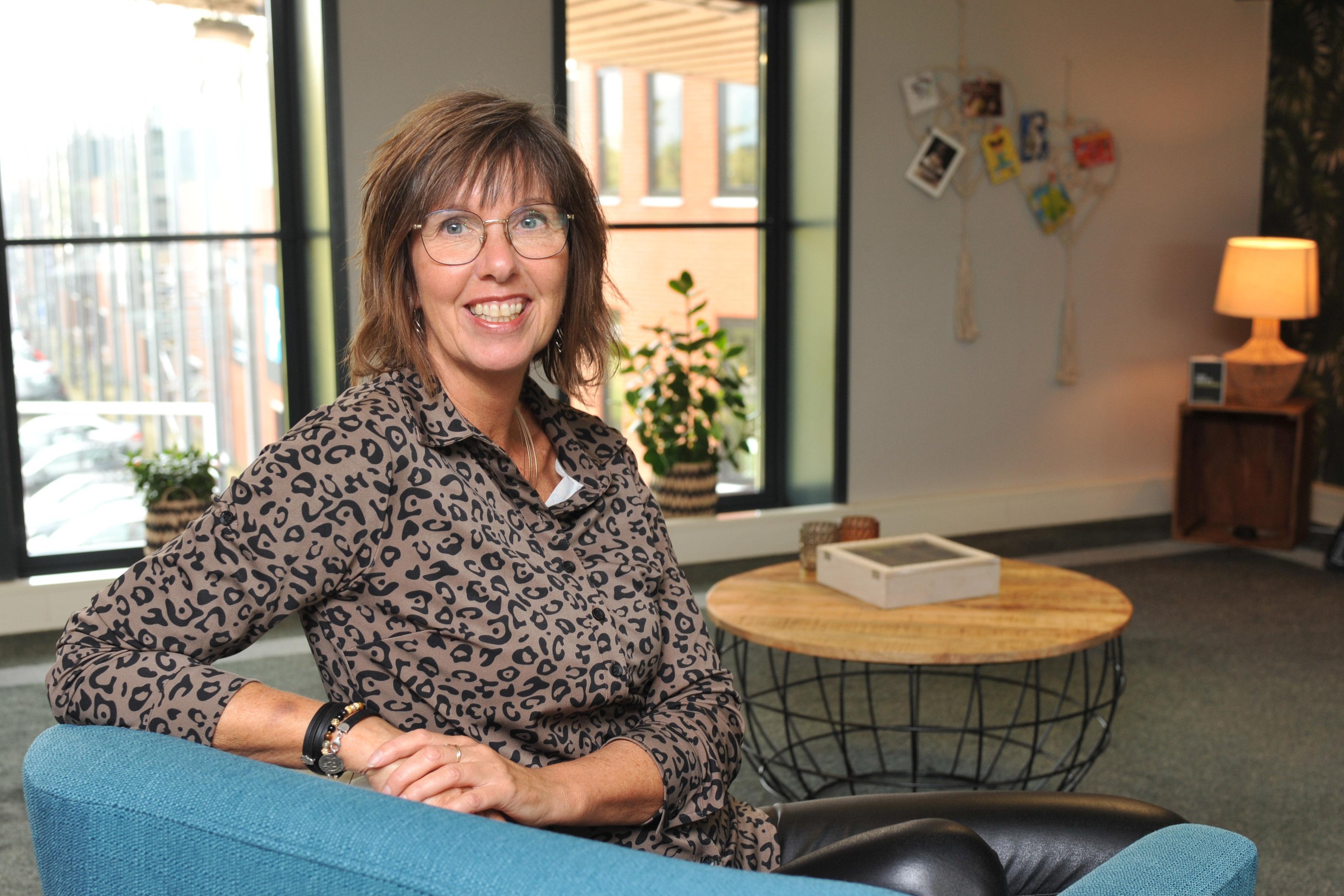Mensen met een burn-out moeten sporten? Nee, vindt therapeute Miriam Dijst uit Heemskerk. 'Veel rusten is belangrijk in combinatie met de opdrachten die ik hen meegeef'
