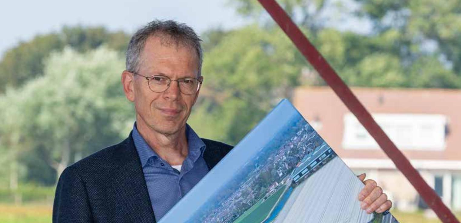 'Discussie over Greenport Ontwikkelingsmaatschappij werkt verlammend op woningen'
