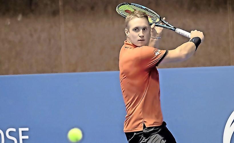 Alphenaar Jelle Sels (25) Nederlands kampioen tennis na opgave Van de Zandschulp [video]
