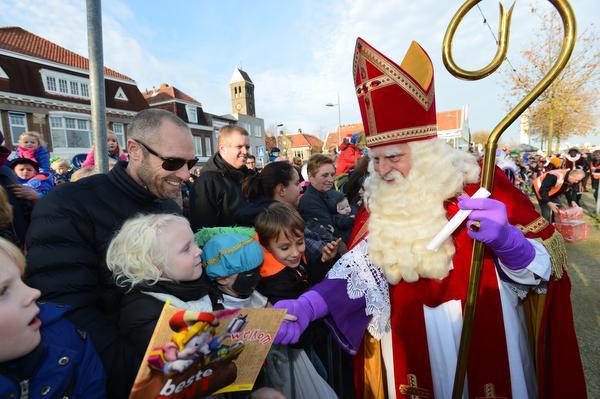 Enquête over Zwarte Pieten bij lokale intocht