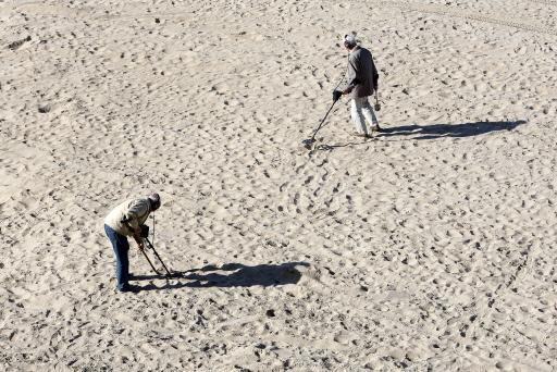 Geen stormloop op metaaldetectoren na zeldzame bodemvondst op Wieringen